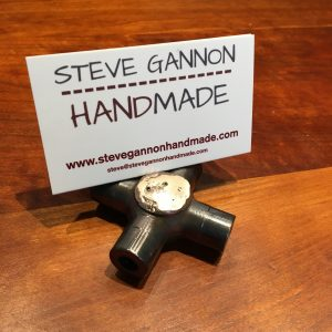 Handmade Universal Joint Business Card Holder