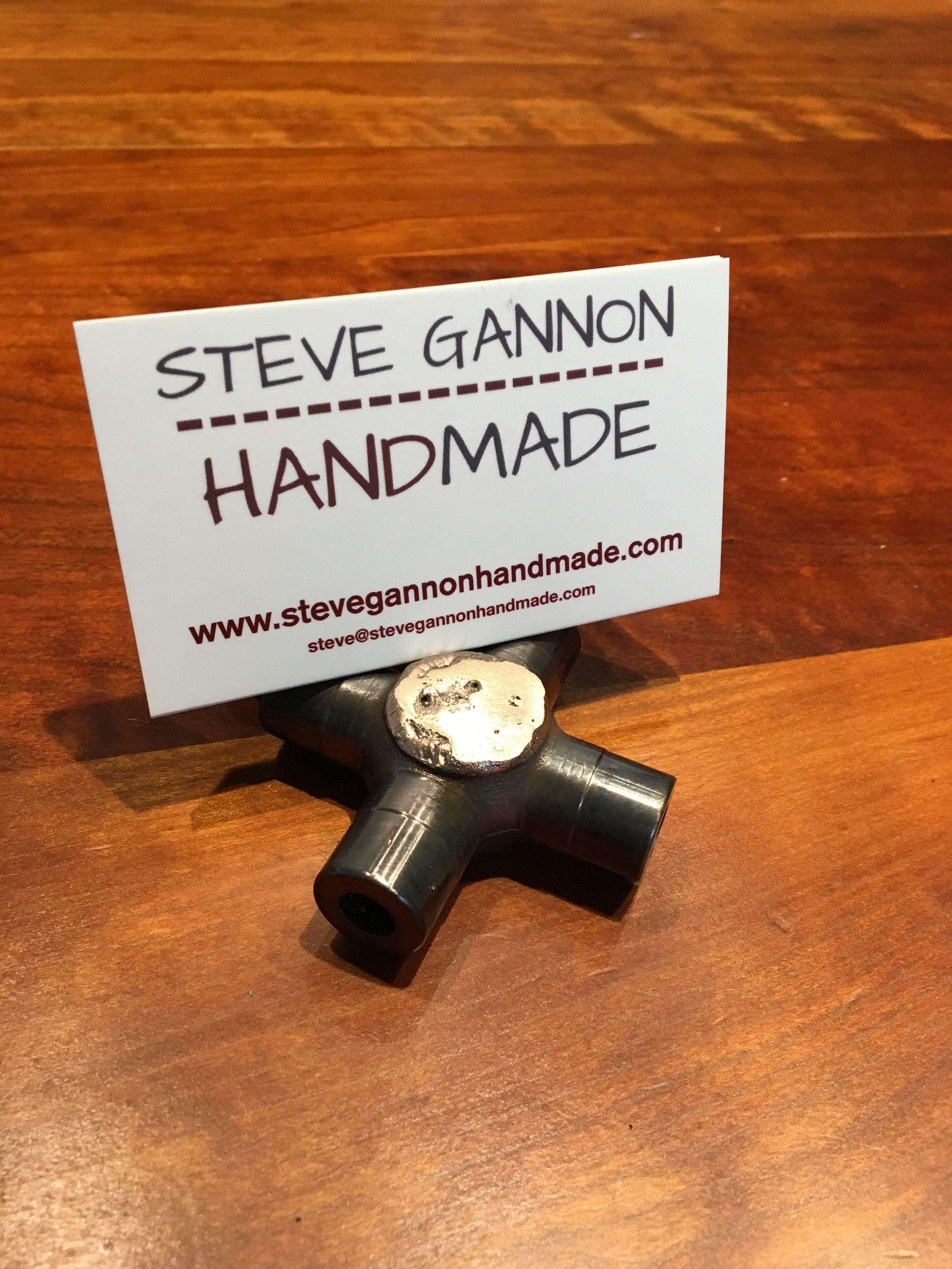 Universal joint business card holder 1 steve gannon handmade handmade universal joint business card holder colourmoves